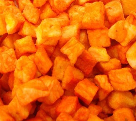 油炸土豆丁