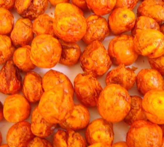 油炸西红柿