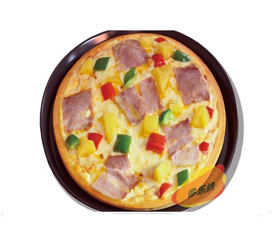 速冻披萨鲜香培根